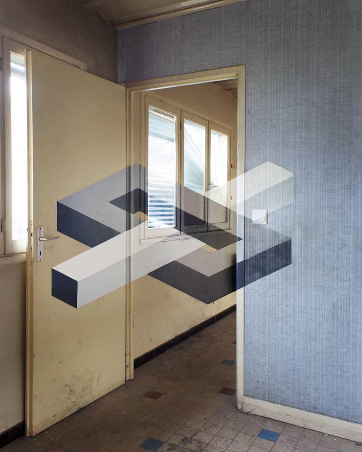Géométrie de l'Impossible #4:  de style  par Fanette G