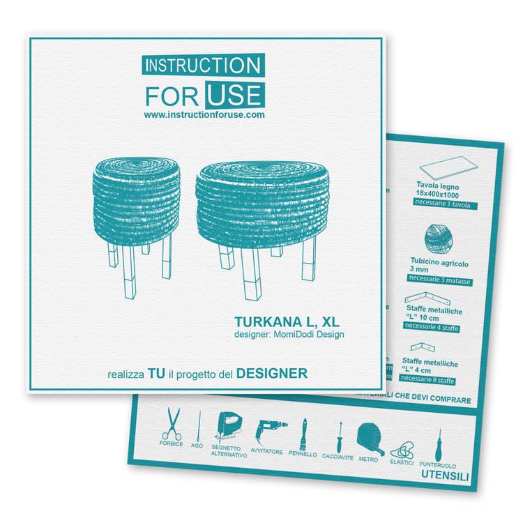 Turkana:  in stile  di IFU Instruction For Use