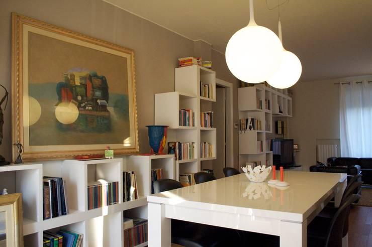 appartamento chievo:  in stile  di carlo cretella