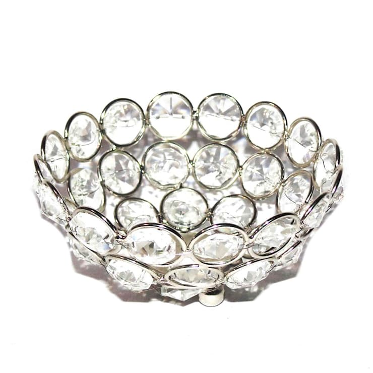 Crystal Decorative Bowl/ Table Decor Gifts:  Kitchen by M4design