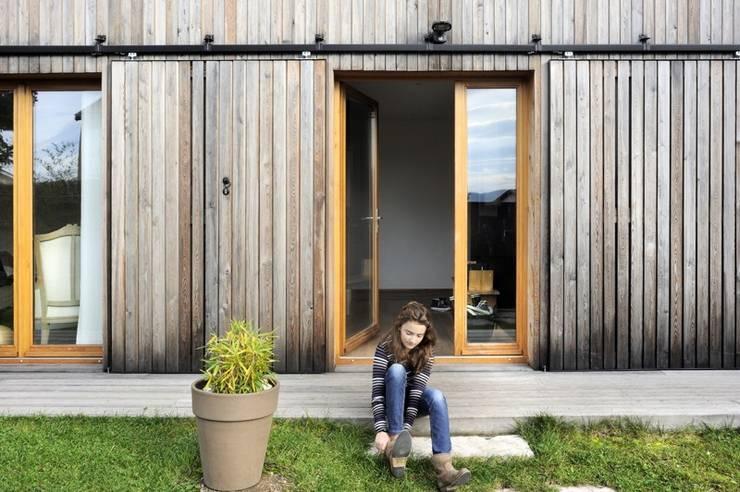 Carole Guyon architecteが手掛けた家