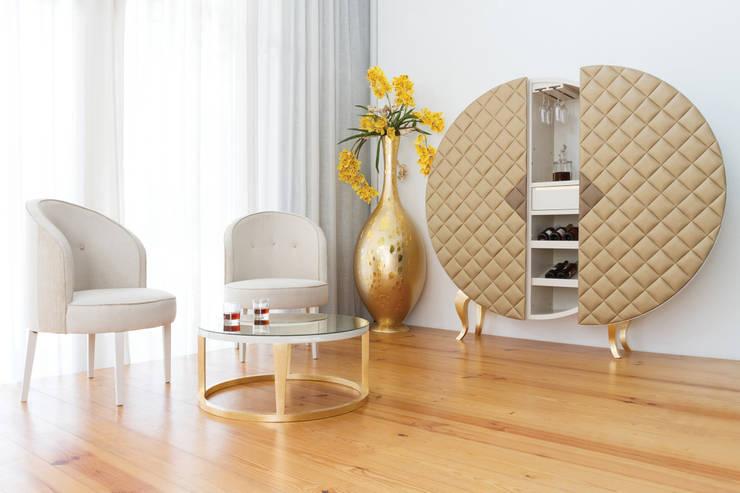 Sala de estar  por Green Apple Home Style