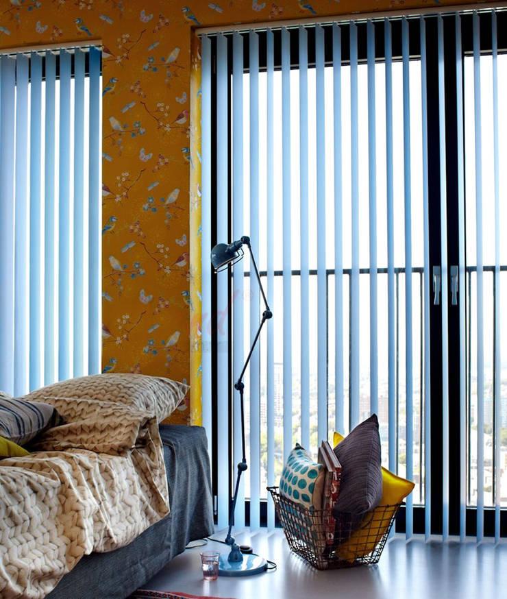 TRTEX – Perdelerinizle canlılığı evinize taşıyın!:  tarz İç Dekorasyon