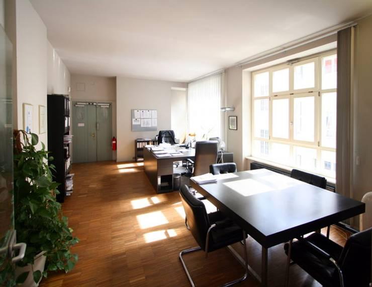 WAF Architekten: modern tarz Çalışma Odası