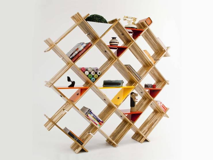 Salones de estilo  de Pedro Braga Design