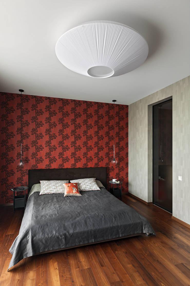 Лофт – декор: Спальни в . Автор – Анна и Станислав Макеевы