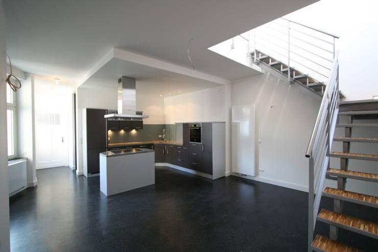 Cozinhas  por WAF Architekten