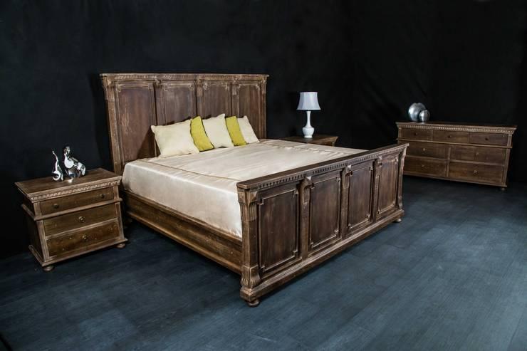 Спальная комната  в . Автор – Consorcio del Toro