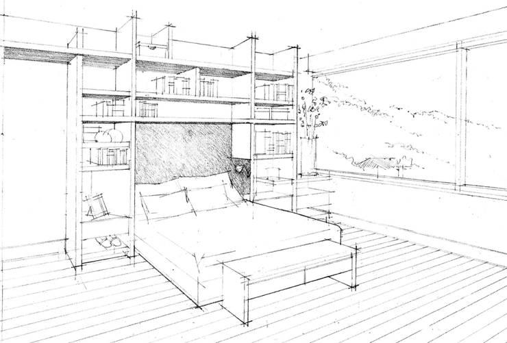 modern  oleh ArquitectosERRE, Modern