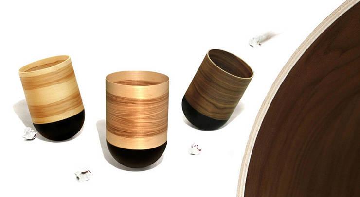 Poubellie:   von Otono Design,Minimalistisch