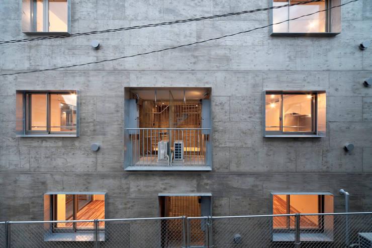 ヨツヤ・テネラ: KEY OPERATION INC. / ARCHITECTSが手掛けた家です。