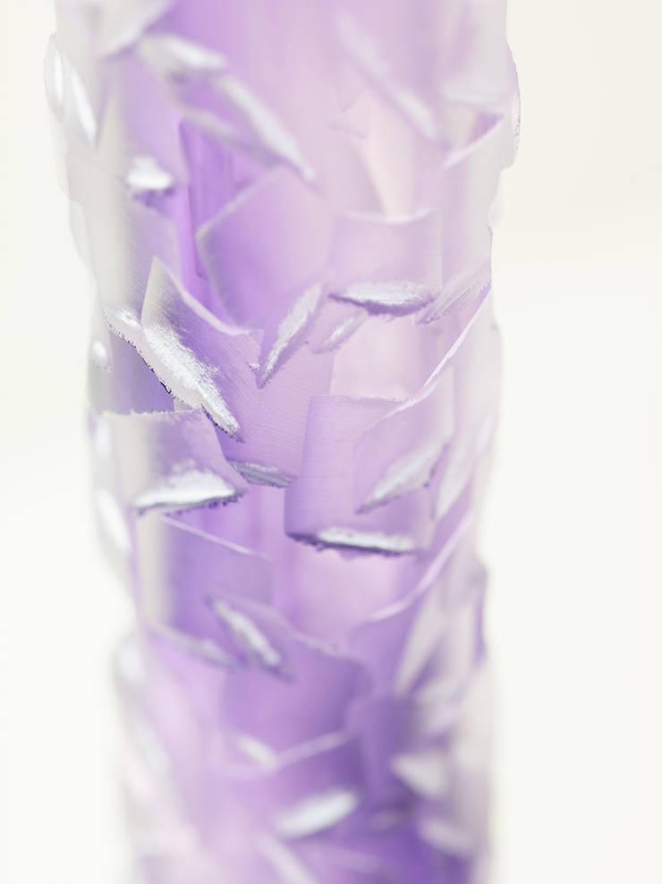 Détails Bambou: Art de style  par PIERINI Sculpteur de verre