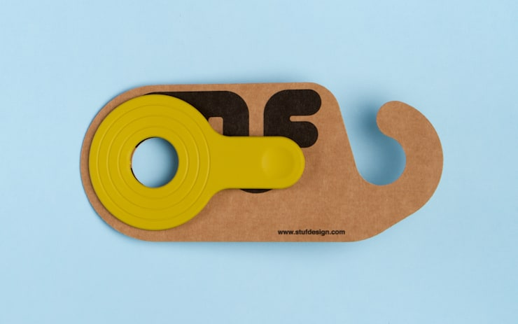 """DROP"" for Stuf: Cucina in stile  di Alessandro Busana Designstudio,"