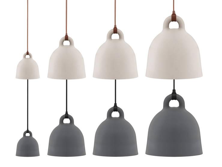 Bell - Normann Copenhagen: Maison de style  par La Fabrika
