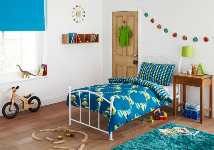 """""""Aryton"""" Children's Bedding:  Nursery/kid's room by Dandylion Designs"""