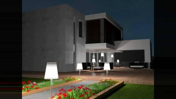 Las lámparas Gacoli se adaptan a todos los estilos: Jardín de estilo  de Gacoli
