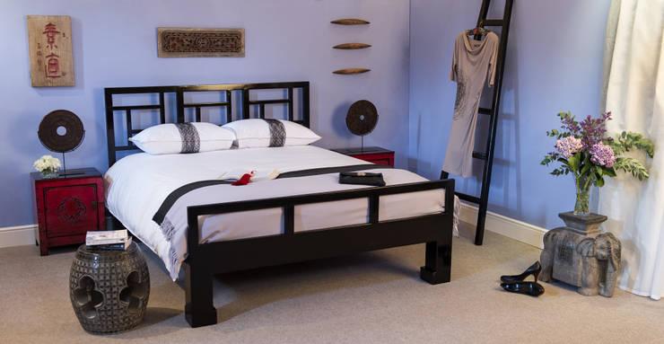 Спальная комната  в . Автор – Orchid