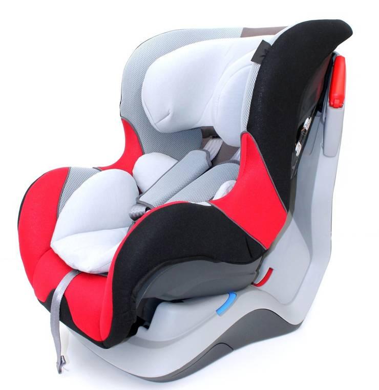 Siège Auto Groupe 0-3: Chambre d'enfants de style  par EDDS Design