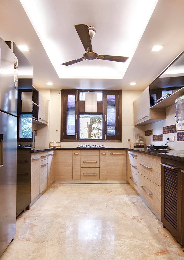 Pandhi's Residence:  Household by Hands On Design