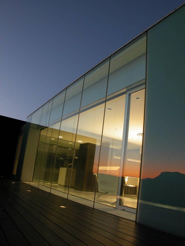 Vivienda Unifamiliar en Amurrio [Araba] ® i2G Arquitectos: Casas de estilo  por i2G ARQUITECTOS, Minimalista