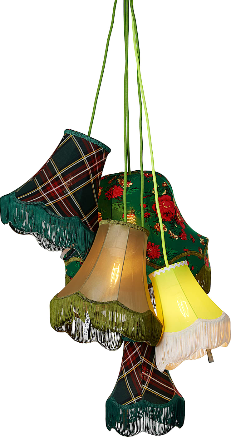 abat-jour multicolores:  de style  par Boboboom