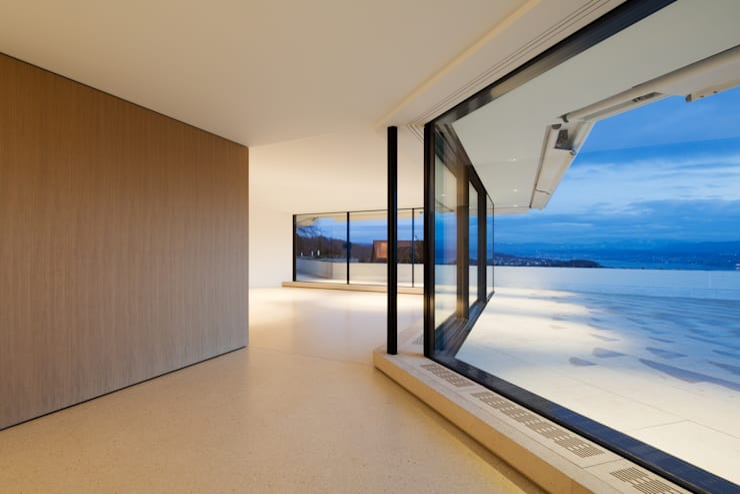 Penthouse Studio :  Flur & Diele von Hürlemann AG