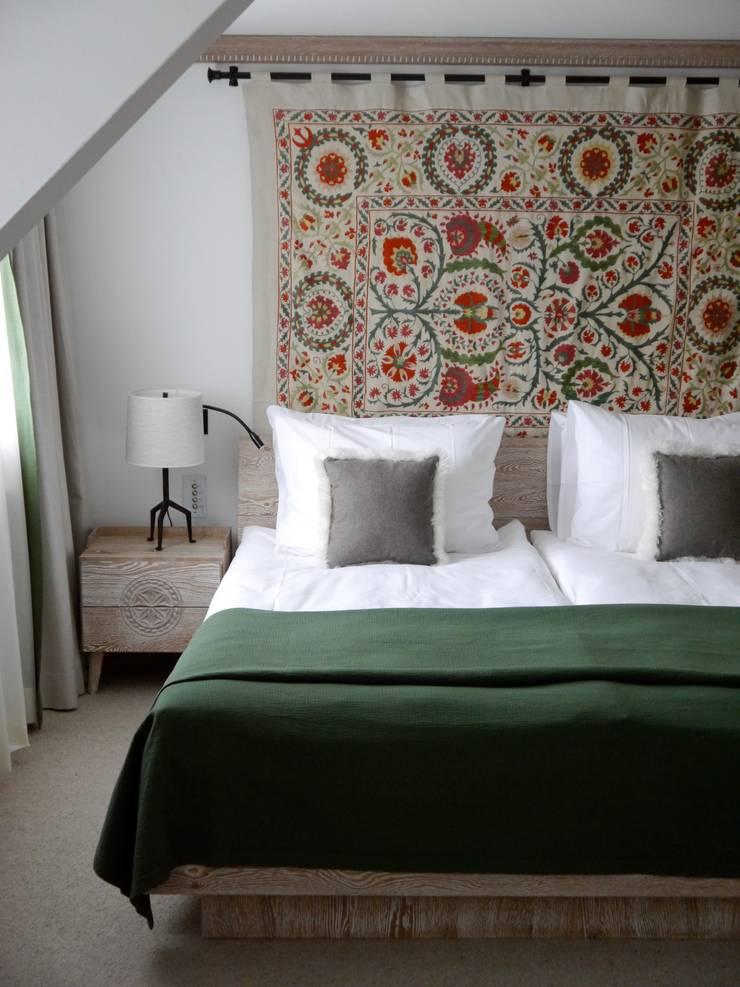 Wandbehang:  Hotels von Strigo GmbH,