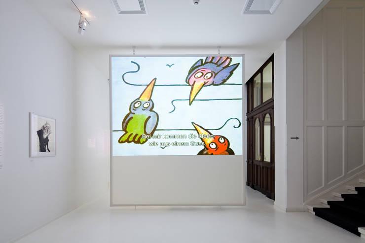 Centre International de l'illustration Tomi Ungerer:  de style  par ECDM Architectes
