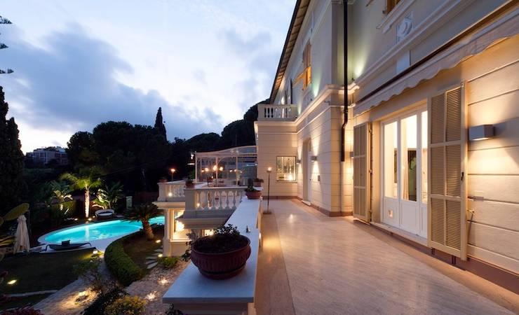 Casas de estilo  por studiodonizelli