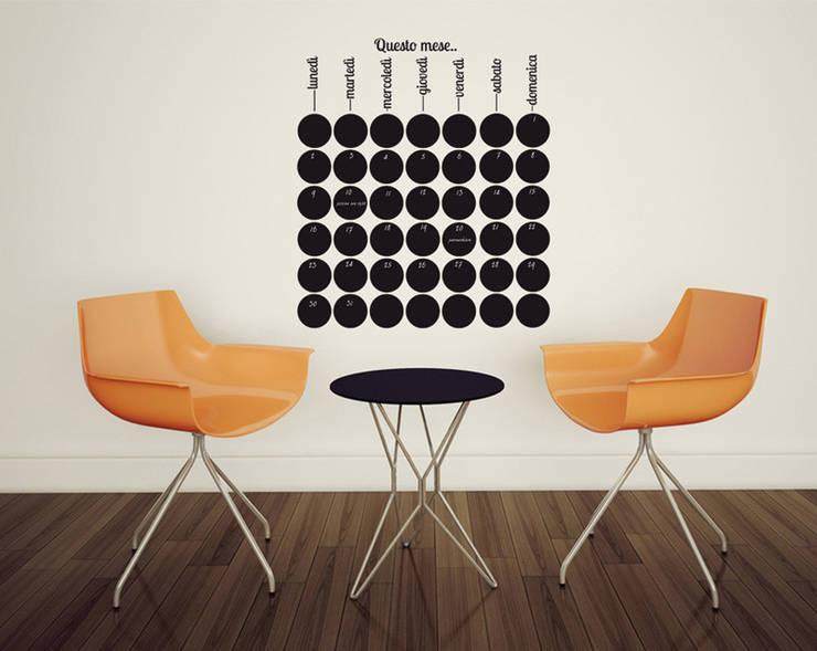 Wall stickers, adesivi per pareti:  in stile  di Decoramo,