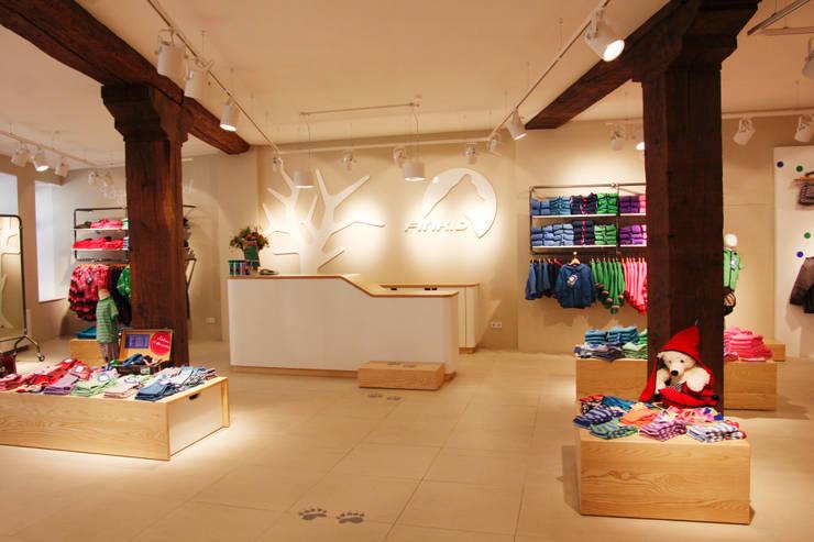 FINKID Konzept Store in Erfurt von THE STORE DESIGNERS Silvia Talmon ...