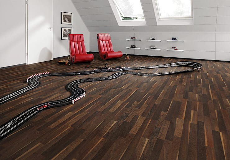 Parede e piso  por e-Delux GmbH