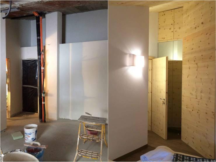appartamento in Livigno:  in stile  di Design Concept Livigno