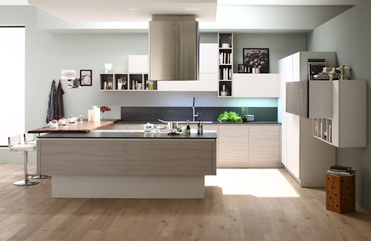 Kitchen by ARREX LE CUCINE,