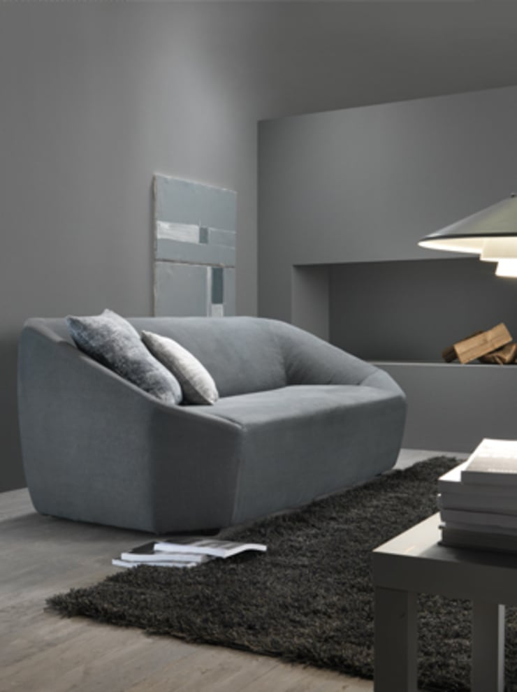 INLINE: Casa in stile  di Enrico Cesana Studio,