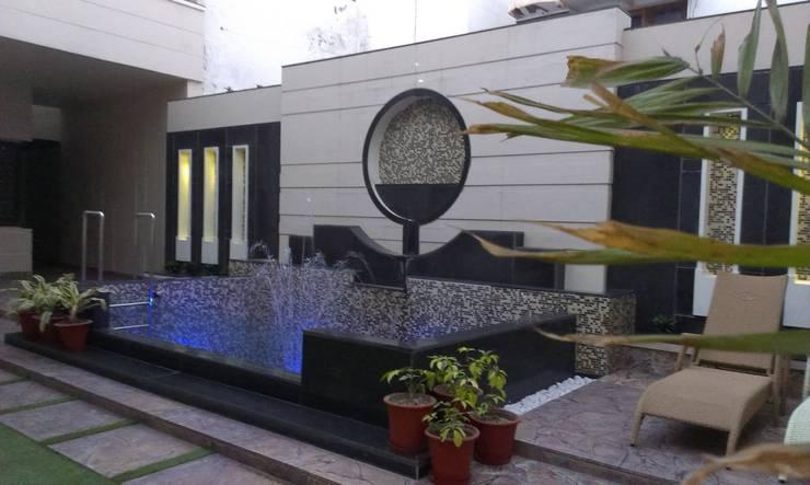 Projekty,  Ogród zaprojektowane przez ArchiDes