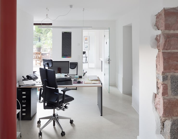 Haus M:   von Claus + Pretzsch Architekten BDA