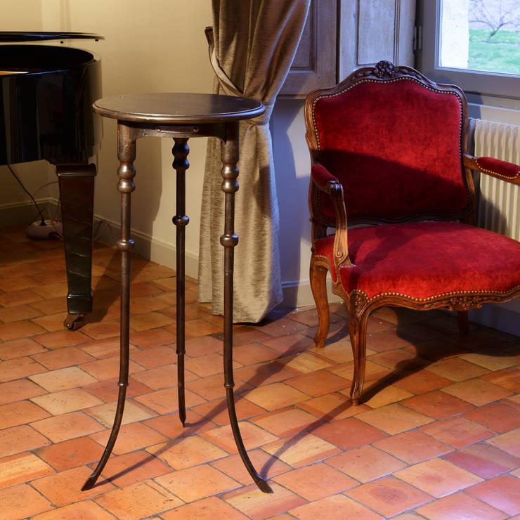 sellette: Maison de style  par Olivier Le Clerc