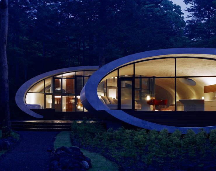 Häuser von ARTechnic architects / アールテクニック