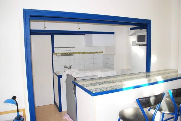 Kitchen by Espaces à Rêver