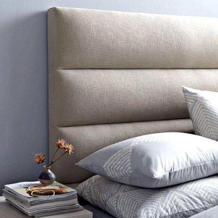 DESDEDIEGO - ABANTOS: Dormitorios de estilo  de DESDEDIEGO DECORACIÓN