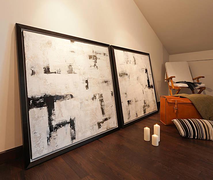 REFLEJOS I Y II: Arte de estilo  de Montxo Oiarbide