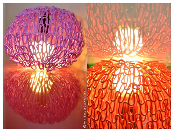 Lampes / LN Boul:  de style  par De l'eau sur Mars