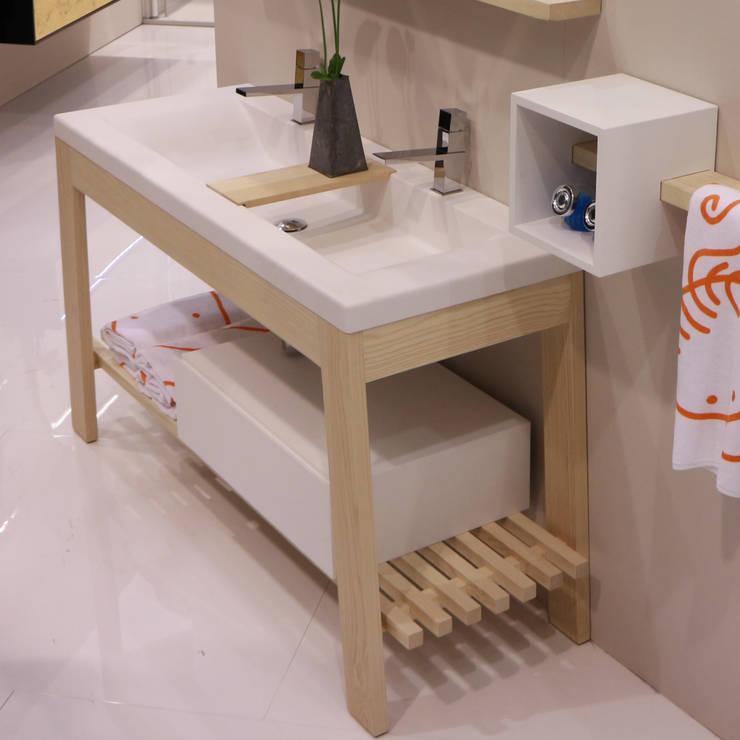 Bathroom by krayms A&D - Fa&Fra