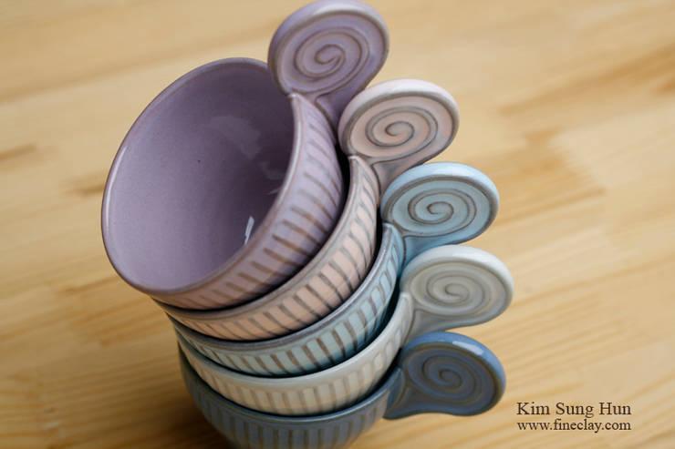 modern Kitchen by Kimsunghun
