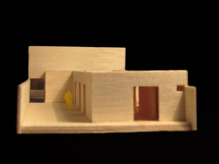 Casa Mandarim: Casa  por AUÁ arquitetos,