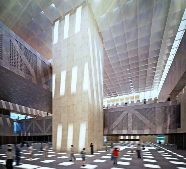 Museums by Decio Tozzi Arquitetura e Urbanismo Ltda.