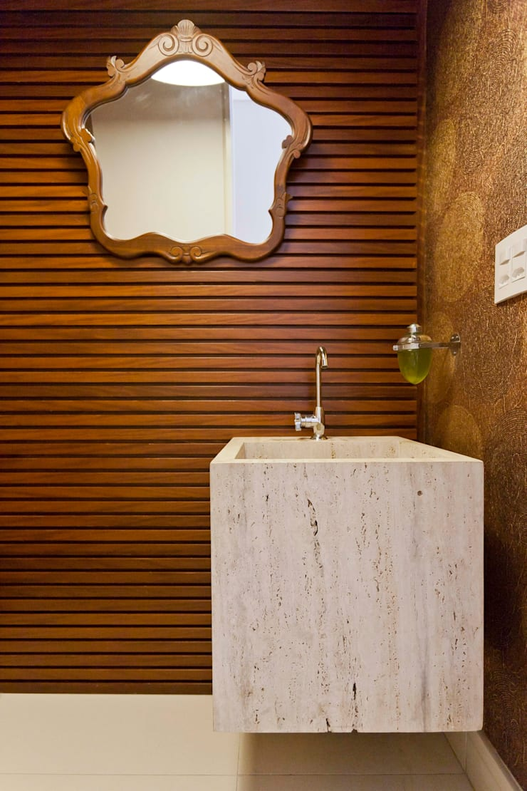 Residência Alphaville:   por Conseil Brasil Arquitetura e Interiores,