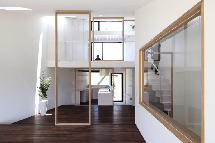 UNOU: 佐々木勝敏建築設計事務所が手掛けた家です。