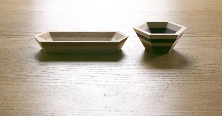 地層の器: Kairi Eguchi Designが手掛けたです。